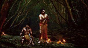 Flames of the Forest Cultural Performance
